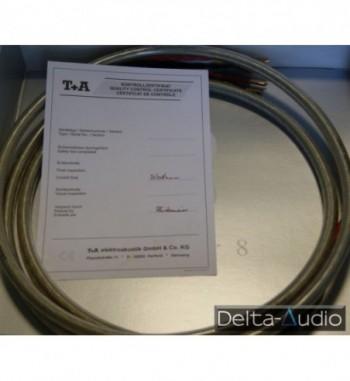 T+A Speaker 8 Kabel głośnikowy