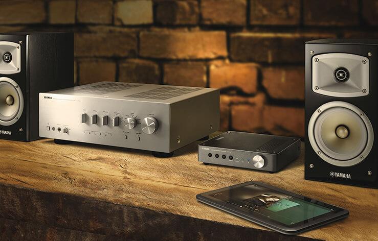 Yamaha MusicCast WXC-50