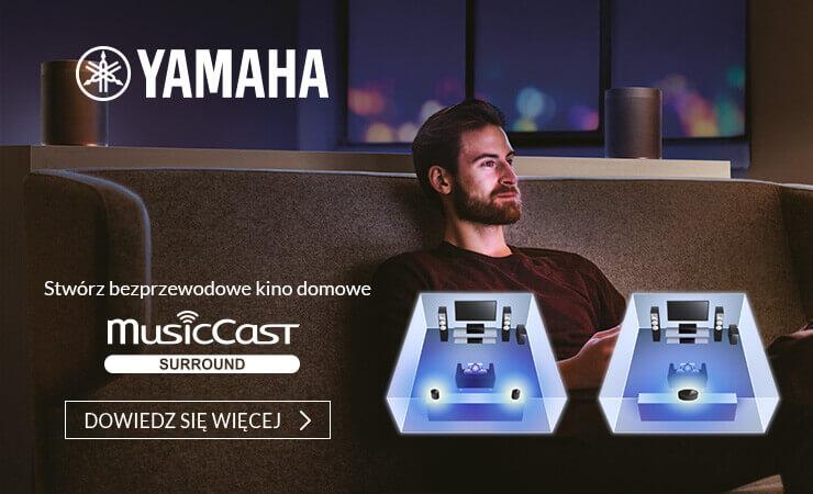 Yamaha MusicCast Surround