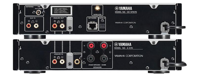 yamaha n670